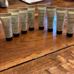 Aveda Samples. All new. Great way to try....